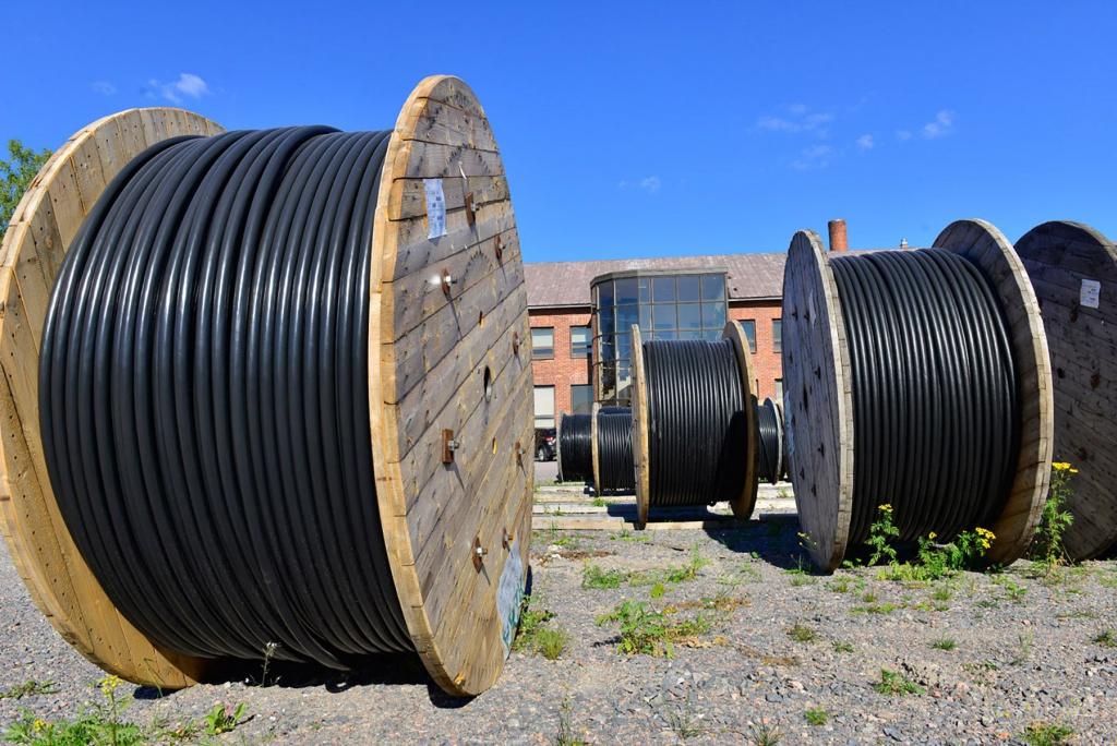 کابل فشار قوی 33 کیلو ولت