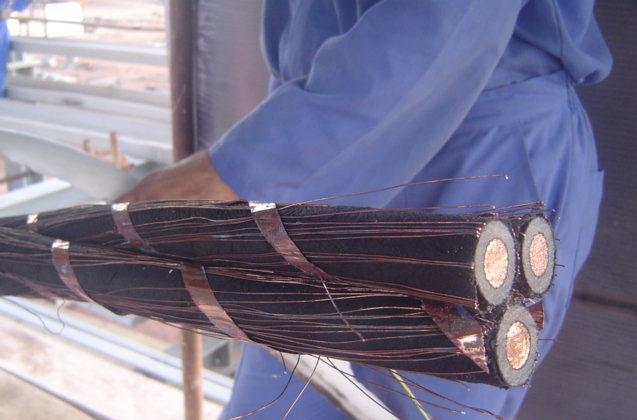 قیمت کابل 20 کیلوولت