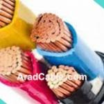 انواع کابل برق سه فاز