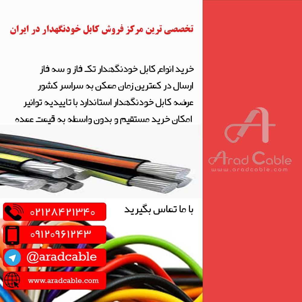 کابل آلومینیوم مسین