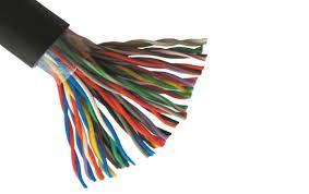 کابل تلفن 50 زوج مشکی