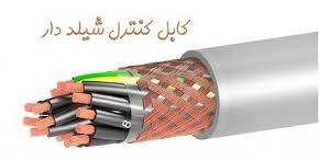 کابل فرمان شیلد دار 5.2*14
